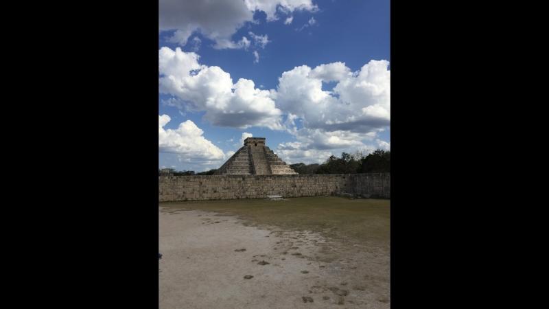 пирамида Ацтеков - Калькункан