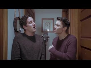 Мэшап-кавер на песни Shawn Mendes - YOUTH и Troye Sivan - YOUTH от Sam Tsui + Casey Breves