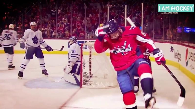 14.10.18 | Toronto Maple Leafs vs Washington Capitals | Yevgeni Kuznetsov | 4