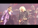 Queen Adam Lambert - We Will Rock You (fast version) - Park Theater LV 09-15-18