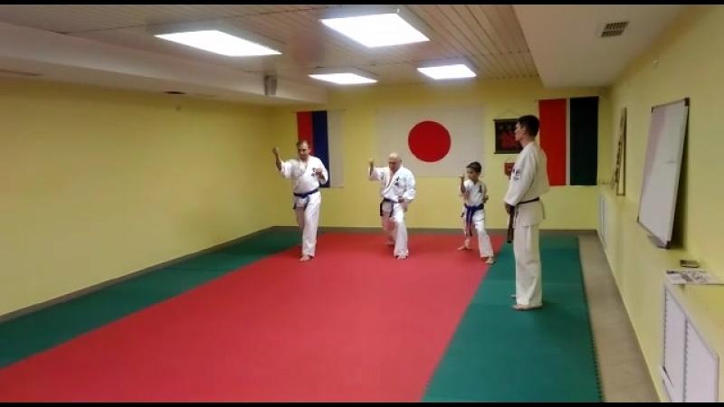 Spring Kyu Test (International Shikon Organization) 16.05.2018 Part-16