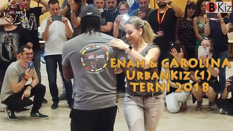 ENAH Carolina - Full demo (1) KARIPANDE FESTIVAL 2018👠📽📸💗😉