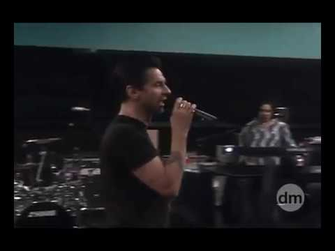 Depeche Mode (October 18th 2005 NY Rehearsal,Touring The Angel Tour)