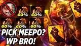 ODPixel 5 Battle Fury Ember - Pick Meepo WP Bro! - Dota 2