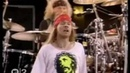 Guns N Roses Knocking On Heaven's Door Legendado Traduzido Live Wembley 1992