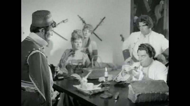 Капитан Тенкеш 4 серия Венгрия Приключения 1963