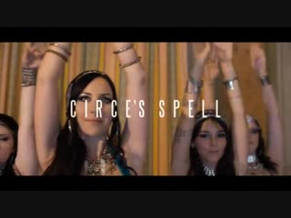 Kalidia — circes spell [official video] 2018 г