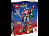 King News #41 НОВЫЙ НАБОР LEGO IDEAS 21311 VOLTRON И НАБОР LEGO INFINITY WAR 41626 ROCKET & GROOT