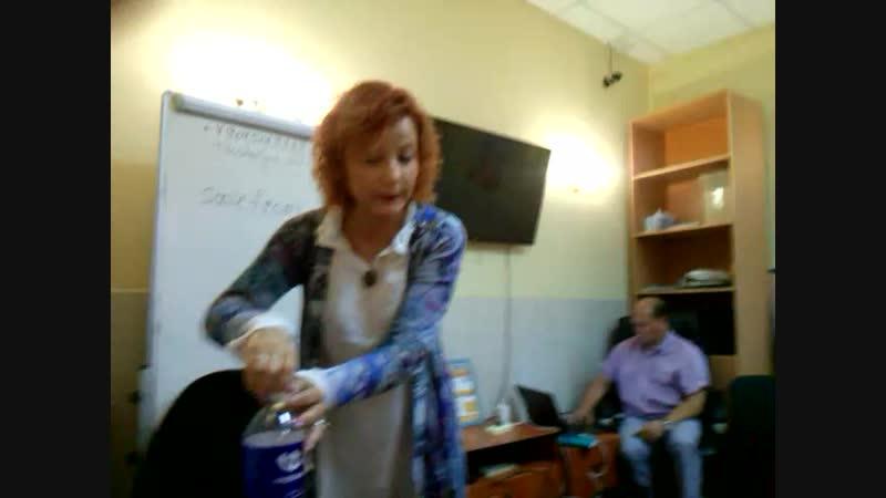 Презентация круизного клуба в Санкт-Петербурге. Спикер Арина Казанская