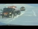 Мужикам посвящается! Offroad Русский дальнобойщик. Дороги севера. Бездорожье. Пе