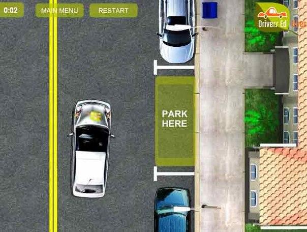 Скачать Car Parking Game для android