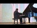"""А. Скрябин - Соната для фортепиано № 7 """"Белая месса"""" (op. 64) Евгений Стародубцев (фортепиано)"""