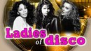 The First Ladies of Disco - Golden Oldies 80s 90s Disco hits - Euro Disco Dane hits 80s 90s
