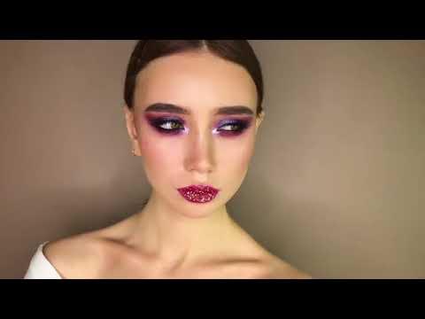 Сиреневые фиолетовые лиловые оттенки