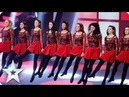 Innova Irish Dance Company are the belles of BGT Britain's Got Talent 2014