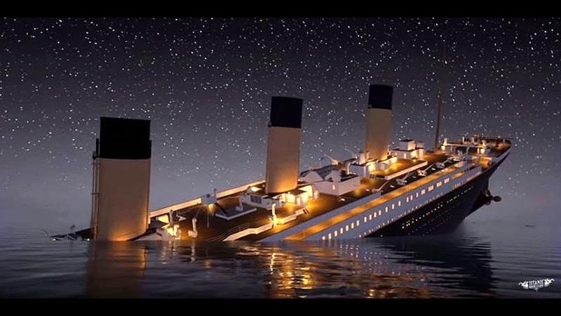 «Титаник» затонул не случайно,заявили ученые | titanic | 1912