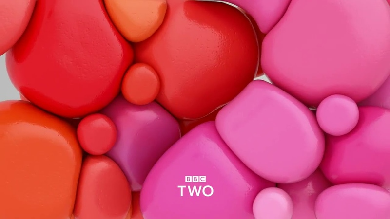 BBC Two - New 2018 Idents Montage - Curve (27th September 2018 - Present)