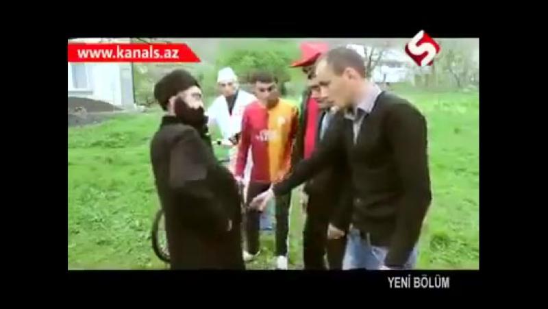 Şəkidə razborka D