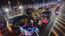Baidu's Custom Chinese New Year Apollo Autonomous Fleet Makes Debut on HongKong Zhuhai Macao Bridge
