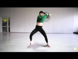 Jah Khalib ПОРваНо Платье - Choreography by Yana Tsybulska - D.Side Dance Studio