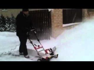 Электрический снегоуборщик Al-Ko SnowLine 46 e