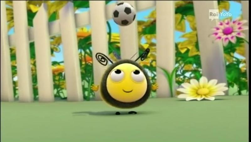 La casa delle api S1E71 Il pallone bucato