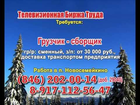 09 января _23.50_Работа в Тольятти_Телевизионная Биржа Труда