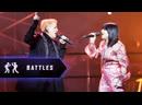 Kim Sheehy vs Chynna Taylor Never Tear Us Apart The Voice Australia 2019