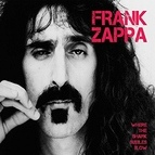 Frank Zappa альбом Where The Shark Bubbles Blow