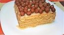 Торт БЕЗ ВЫПЕЧКИ из Печенья с Заварным Кремом.Вкусно, Просто, Доступно. Cake WITHOUT BAKING