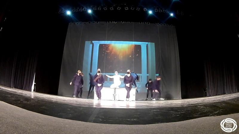 It's Time - Dionysus (BTS) (Танцевальный конкурс) - SOS 2019