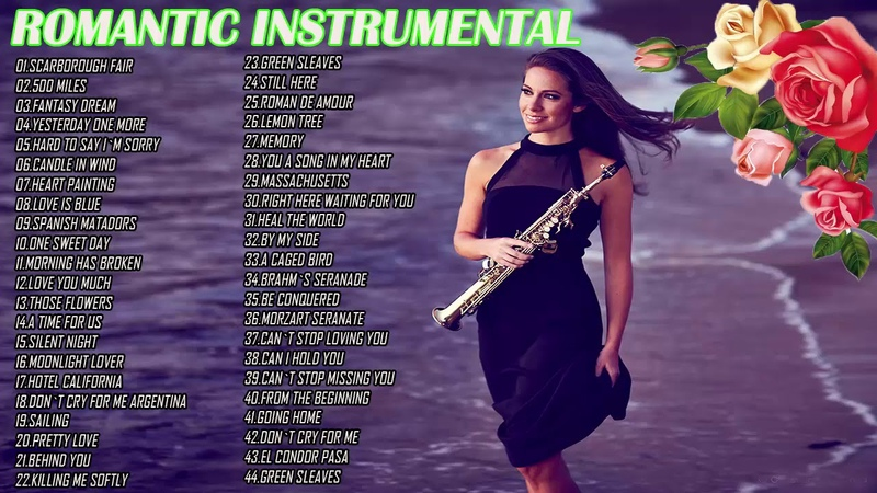3 Hours Sweet Instrumental Music - Best Guitar, Saxophone,Piano, Pan Flute Collection