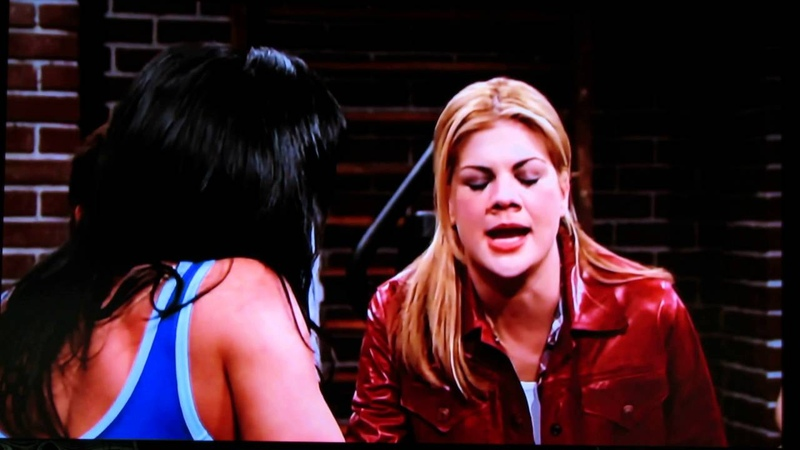 Chyna on 3rd Rock from the Sun, Sally meeting Janice, I do not own anything