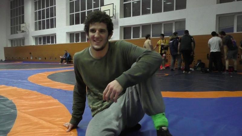 Абакаров Абубакар на Кадыровском турнире
