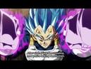 Vegeta vs God Of Destruction Toppo - Dragon Ball Super (English Sub)