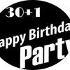 30 + 1 День рождения