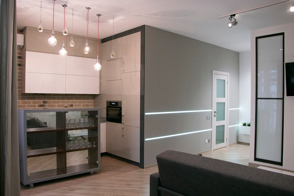 Квартира-студия 40-45 м в Ростове-на-Дону.