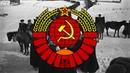 Kızıl Ordu Korosu - Polyushka Polye ''Полюшко поле'' [Türkçe Altyazılı]