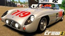THE CREW 2 GOLD EDiTiON (TUNiNG) MERCEDES-BENZ 300 SLR UHLENHAUT COUPE (W196) PART 187