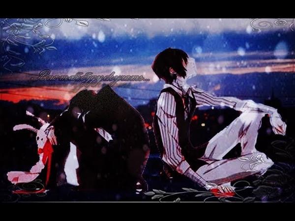 AMV|Акутагава|Дазай - Я по тебе буду скучать...(На конкурсReboot Jin.)