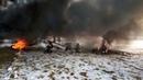 Мотострелки ЮВО преодолели специальную психологическую полосу в Северной Осетии