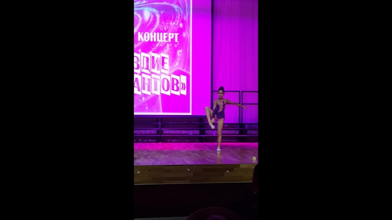 Моя юная гимнастка