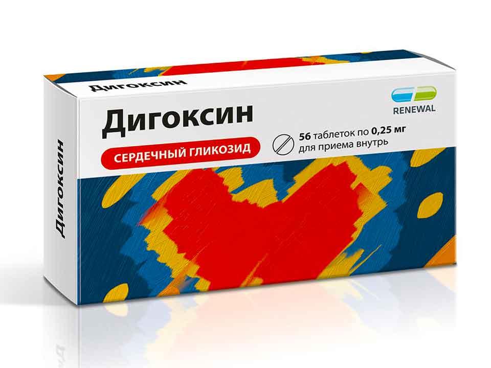 Насколько эффективен дигоксин для фибрилляции предсердий?