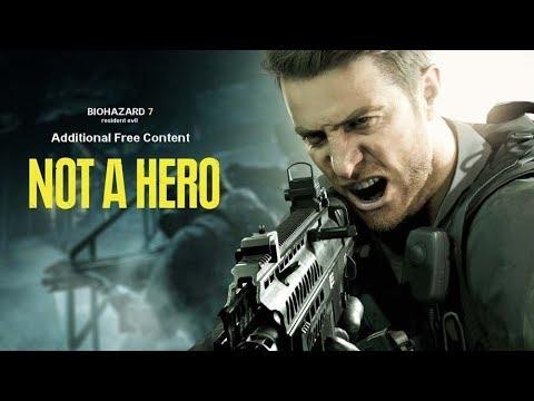 👣Прохождение RE7 DLC Not a hero