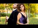 HEAVEN Flute Duo  Saint-Preux  Concerto pour une voix