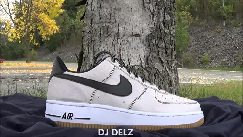 Женские кроссовки Nike SF Air Force 1 SE Premium Черные