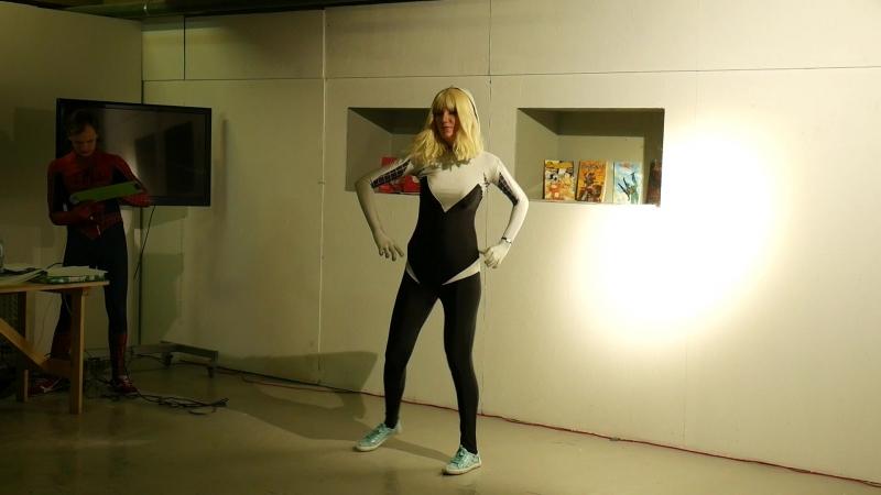3.2. Эфемерида - Москва - Гвен Стейси - Spider-Gwen