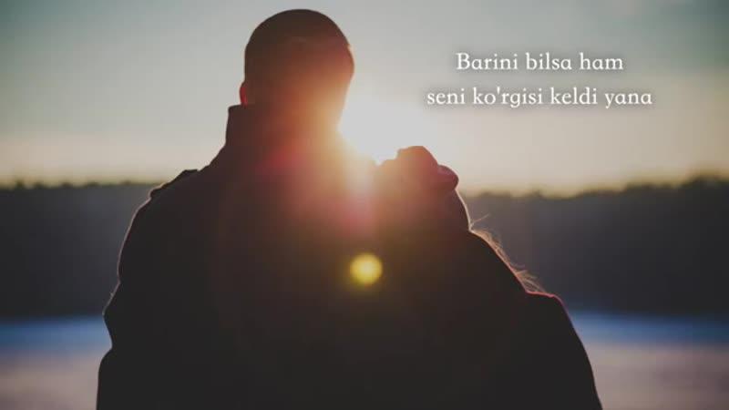 YolgizBek ft. Eldar - Bugun Kecha Bob Qosaydi (Lyrics).mp4
