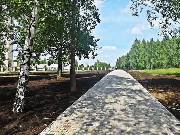 Жители Нижнекамска предлагают назвать городской парк в честь Путина