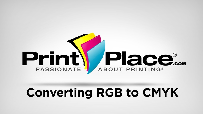 Converting RGB to CMYK Photoshop Illustrator and Publisher